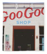 Goo Goo Shop- Photography By Linda Woods Fleece Blanket