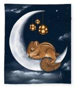 Good Night Fleece Blanket