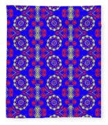 Good Vibrations Fleece Blanket