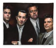 Goodfellas Fleece Blanket