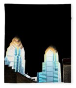 Goodnight Philly Fleece Blanket