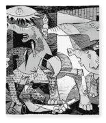 Gop Guernica Fleece Blanket