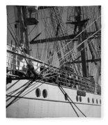 Gorch Fock ... Fleece Blanket