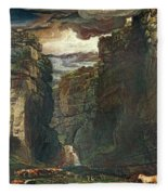 Gordale Scar Fleece Blanket