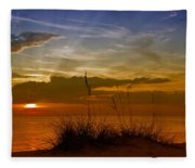 Gorgeous Sunset Fleece Blanket