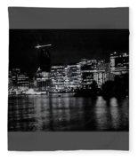 Gorgeous Vancouver Bc Canada Fleece Blanket
