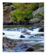 Goshen Pass Fleece Blanket