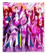 Got To Dance Fleece Blanket