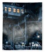 Gotham City Fleece Blanket