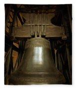 Gothic Bell Fleece Blanket