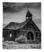 Govan Schoolhouse Fleece Blanket