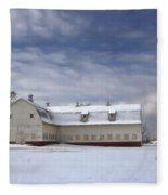 Governor Kerr Scott Farm Fleece Blanket