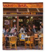 Grand Bar Fleece Blanket