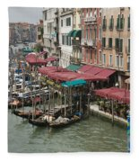 Grand Canal 4261 Fleece Blanket