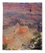 Grand Canyon I Fleece Blanket