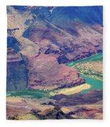 Grand Canyon Series 4 Fleece Blanket