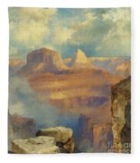 Grand Canyon Fleece Blanket