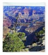 Grand Canyon14 Fleece Blanket
