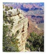 Grand Canyon17 Fleece Blanket