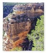Grand Canyon19 Fleece Blanket