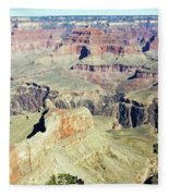 Grand Canyon22 Fleece Blanket