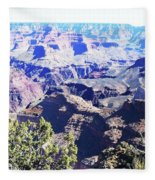 Grand Canyon23 Fleece Blanket