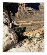 Grand Canyon33 Fleece Blanket