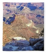 Grand Canyon8 Fleece Blanket