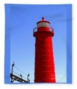 Grand Haven Light Fleece Blanket