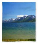 Grand View Fleece Blanket