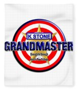 Grandmaster Version 2 Fleece Blanket