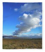 Grange-over-sands Fleece Blanket