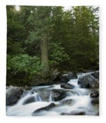 Granite Creek Fleece Blanket