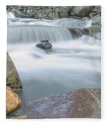 Granite Pool Fleece Blanket