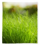 Grass Fleece Blanket