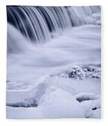 Graue Mills Falls Fleece Blanket
