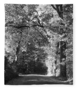 Graves Rd  Fleece Blanket