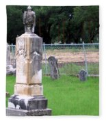 Graveyard Fleece Blanket