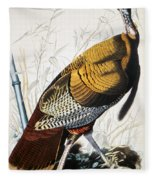 Great American Turkey Fleece Blanket