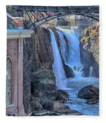 Great Falls Fleece Blanket