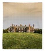 Great House At Castle Hill Fleece Blanket