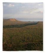 Great Rift Valley, Ethiopia Fleece Blanket