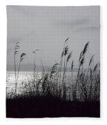 Great Salt Pond Fleece Blanket