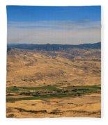 Great View Fleece Blanket