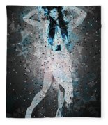 Greek Goddess  Fleece Blanket