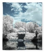 Green River Ir Fleece Blanket