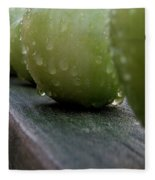Green Tomato's Fleece Blanket