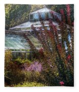 Greenhouse - The Greenhouse Fleece Blanket