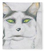 Gretta Fleece Blanket