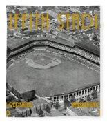 Griffith Stadium Fleece Blanket